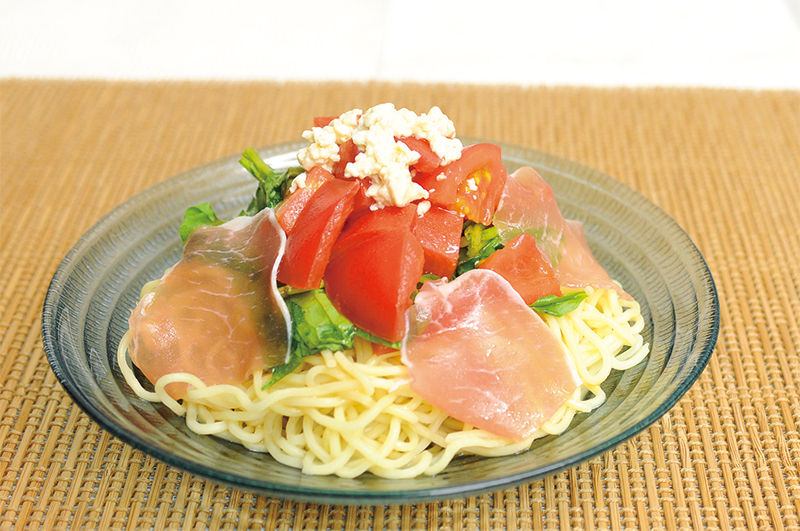 イタリアン冷麺